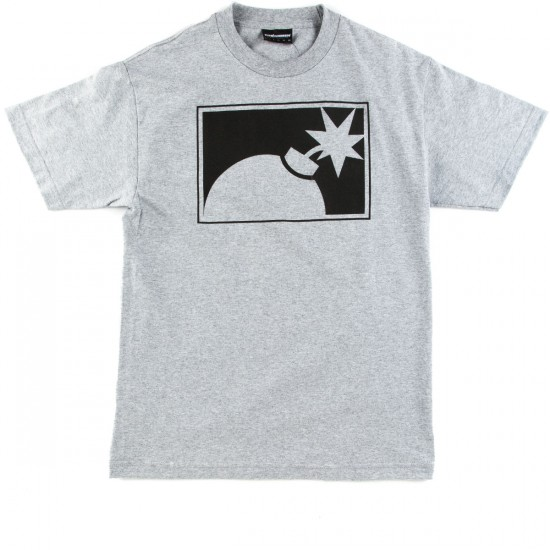 The Hundreds Forever Half Bomb T-Shirt - Athletic Heather