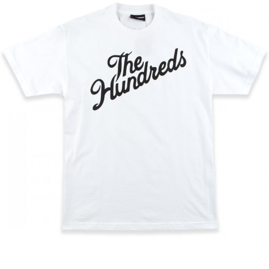 The Hundreds Forever Slant T-Shirt - White