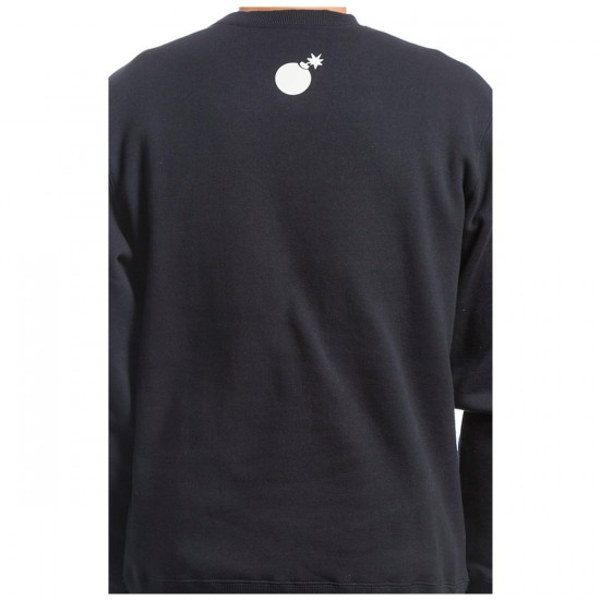 The Hundreds Forever Square Crew Sweatshirt - Navy