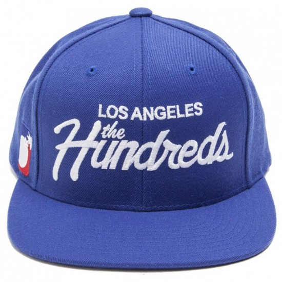 The Hundreds Forever Team Snap Hat - Blue