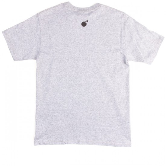 The Hundreds Hotel T-Shirt - Athletic Heather