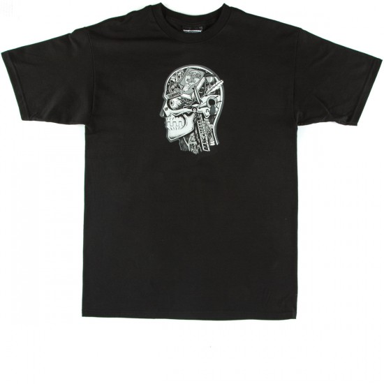 The Hundreds Insides T-Shirt - Black