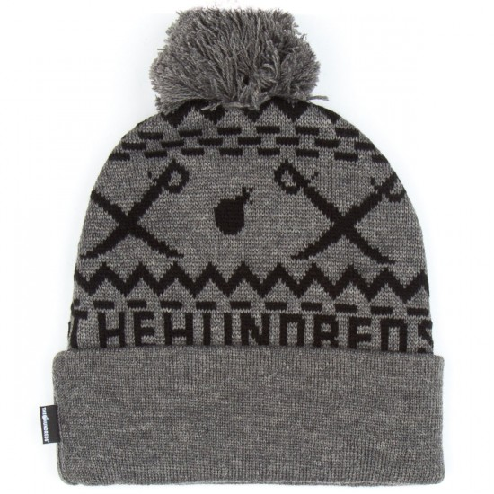 The Hundreds Kevin Beanie - Athletic Heather