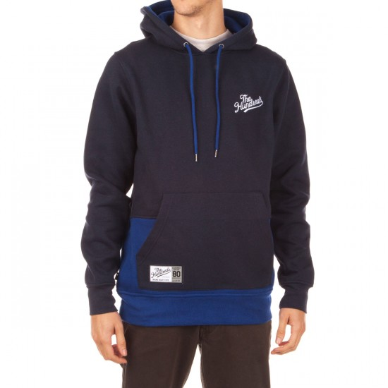 The Hundreds Miles Pullover Hoodie - Navy