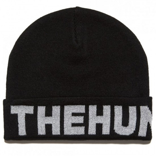 The Hundreds Mining Beanie - Black
