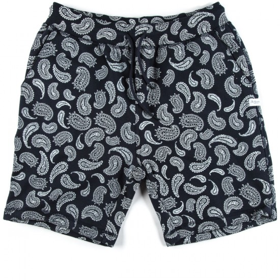 The Hundreds Mitch Sweat Shorts - Navy