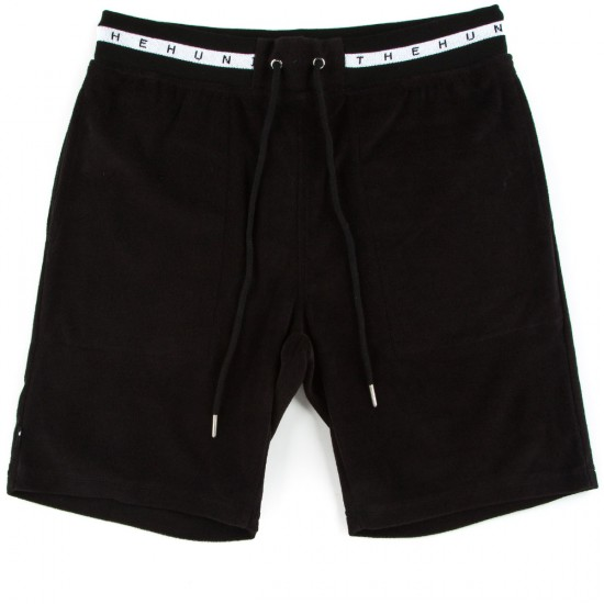 The Hundreds Pool Shorts - Black