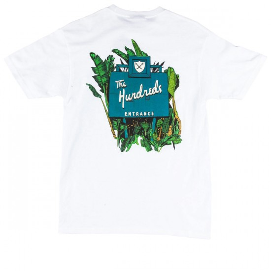 The Hundreds Stay Awhile T-Shirt - White