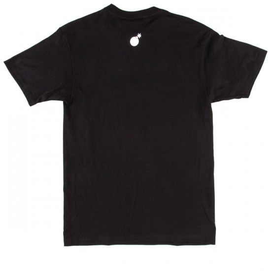 The Hundreds Stressed T-Shirt - Black