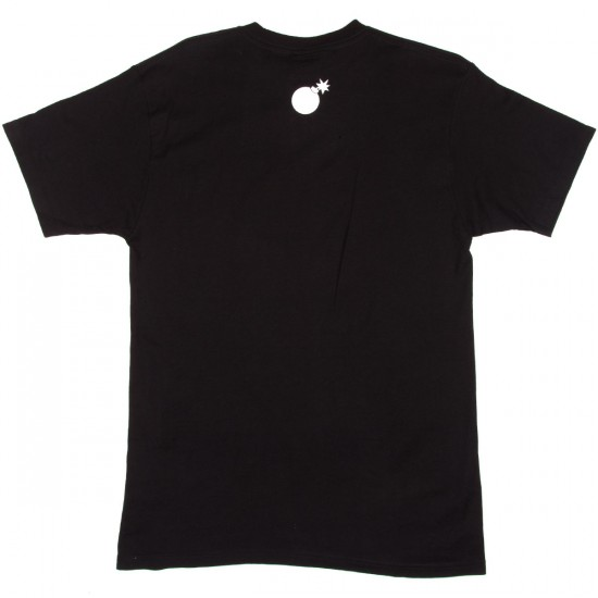 The Hundreds We Out Here T-Shirt - Black