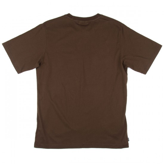 The Hundreds Windover T-Shirt - Brown