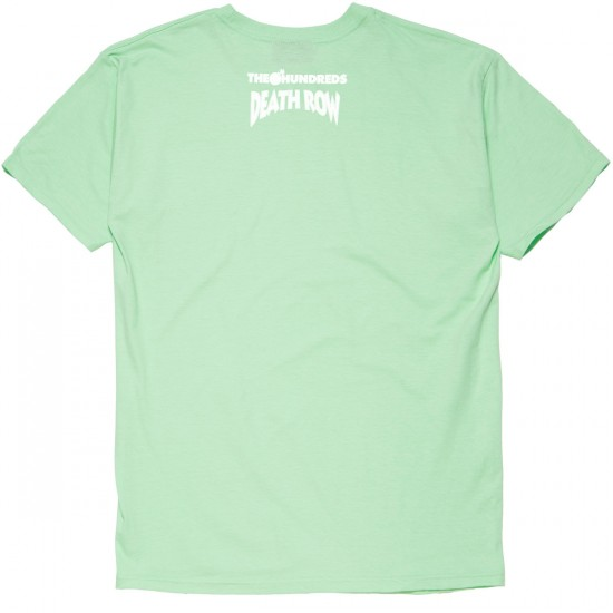 The Hundreds X Death Row Classic T-Shirt - Mint