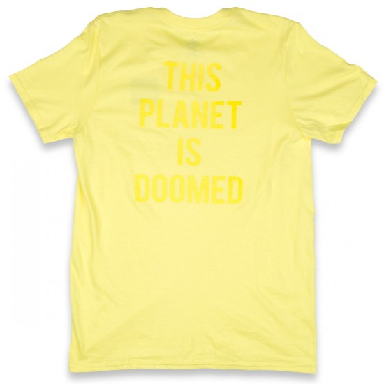 The Killing Floor Other Worlds T-Shirt - Canary/Canary