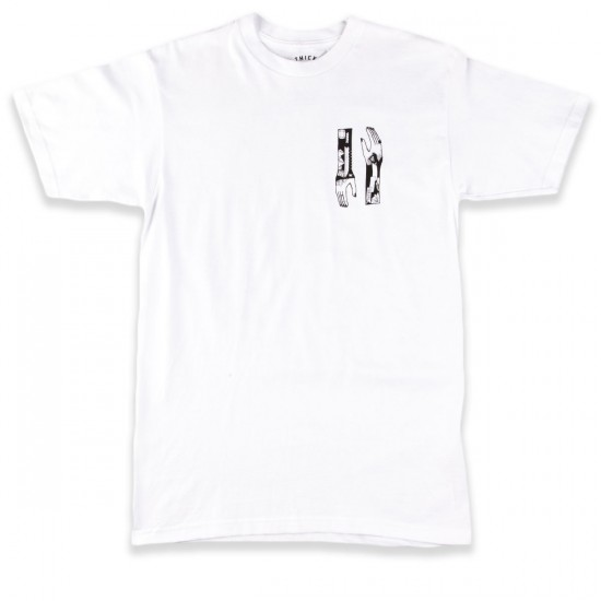 Thieves Le Arms T-Shirt - White