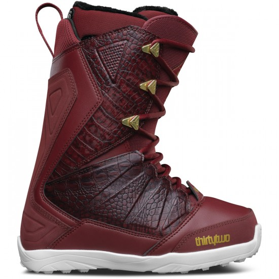 Thirty Two Lashed Womens Snowboard Boots - Burgundy