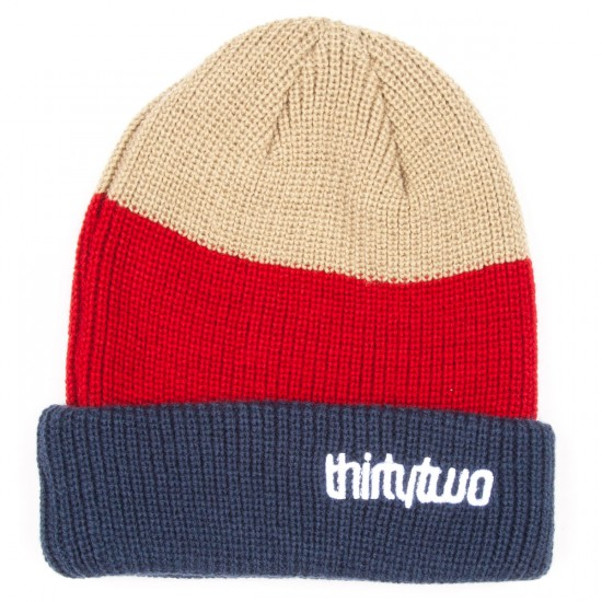 Thirty Two Lucerne Beanie - Red