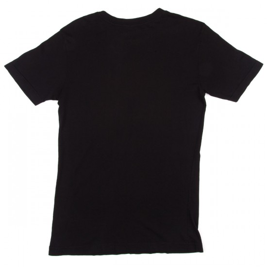 Thirty Two Shredless Short Sleeve T-Shirt - Black