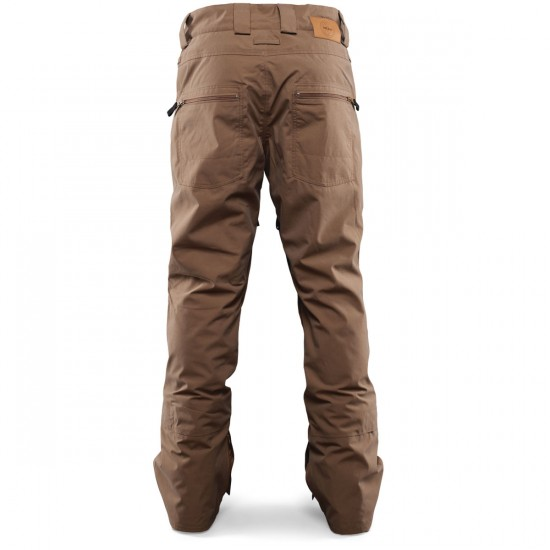 Thirty Two Wooderson Snowboard Pants - Clove