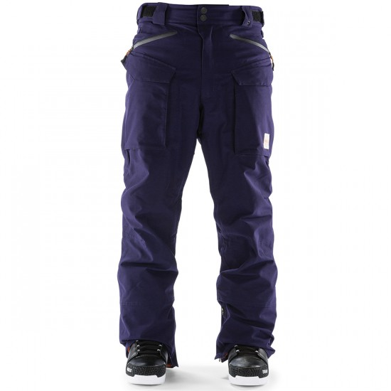 Thirtytwo Engler Pants 2015 - Indigo
