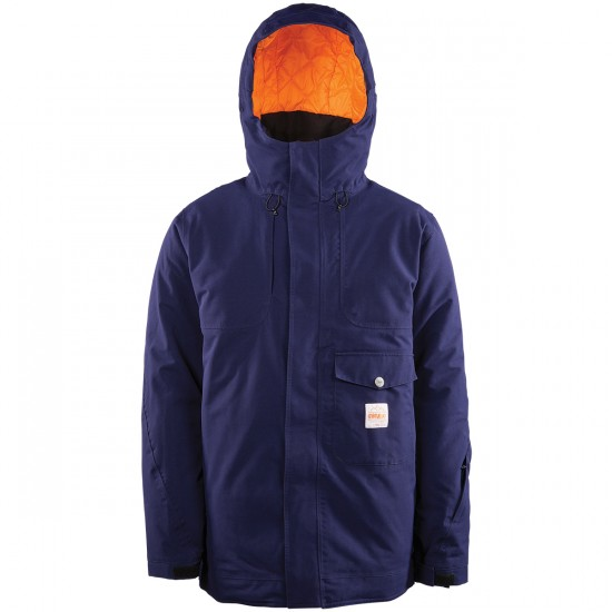 Thirtytwo Holcomb Jacket 2015 - Indigo