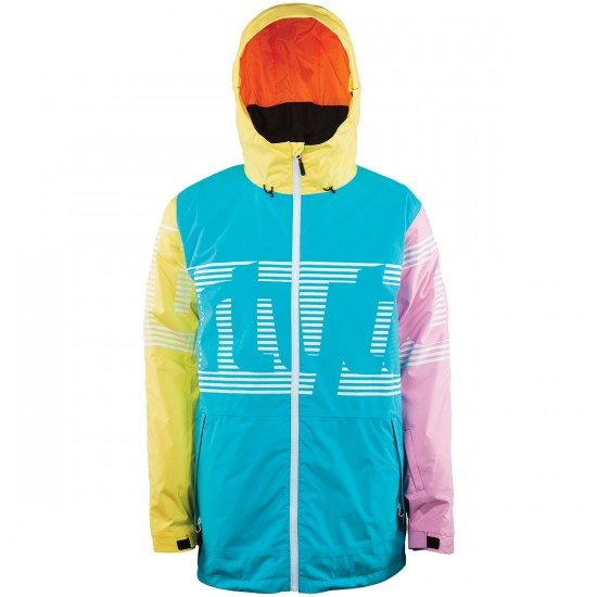 Thirtytwo Lowdown Jacket 2015 - Neon