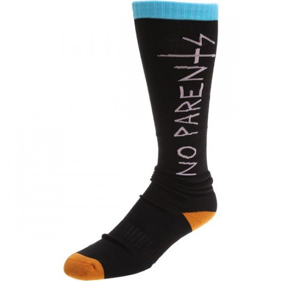 Thirtytwo Spring Break Lightweight Snow Socks 2015 - Black