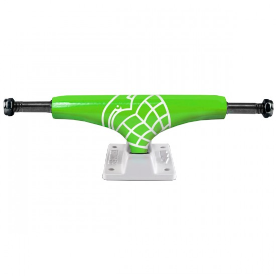 Thunder Sonora Neon Green/White Lights Skateboard Trucks