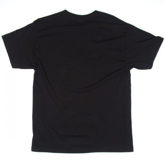 Toy Machine Skateboards Stabbed T-Shirt - Black