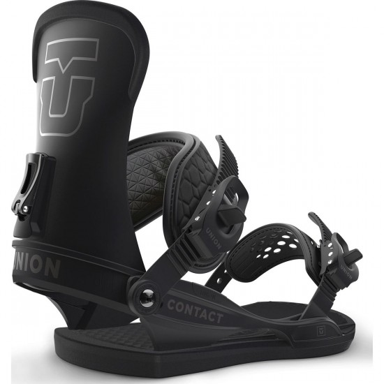 Union Contact Snowboard Binding 2017 - Black