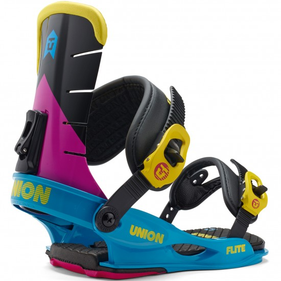 Union Flite Snowboard Bindings 2015 - CMYK