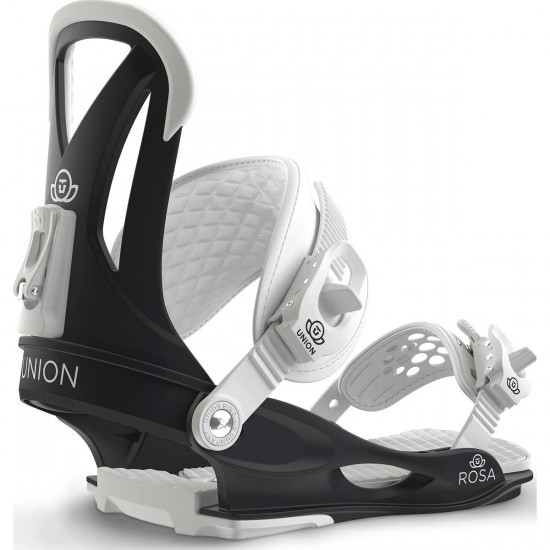 Union Rosa Snowboard Binding 2017 - Black
