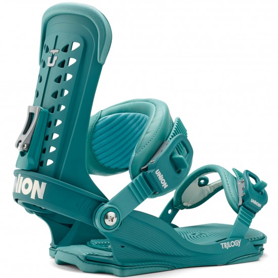 Union Trilogy Women's Snowboard Bindings 2015 - Tackle Box