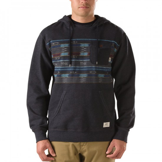 Vans 40th Parallel Sweatshirt - Black Heather