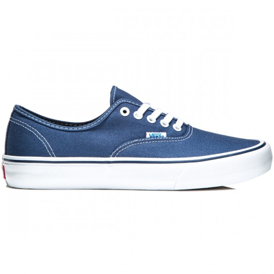 Vans Authentic Pro Shoes - Navy/White - 8.0