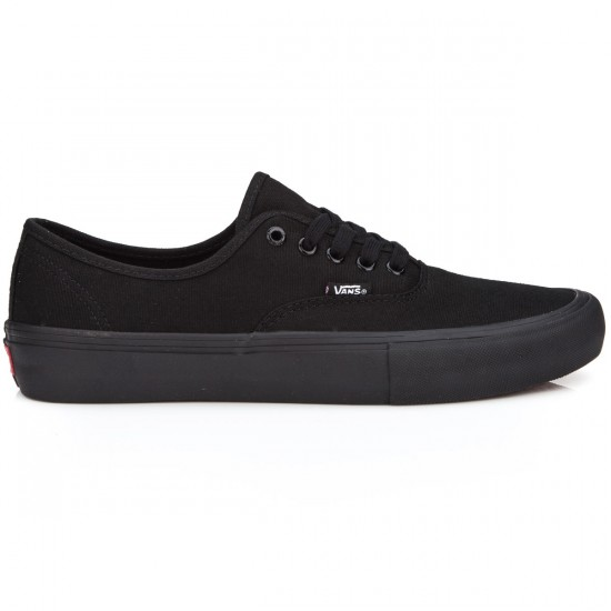 Vans Authentic Pro Shoes - Black/Black - 10.0