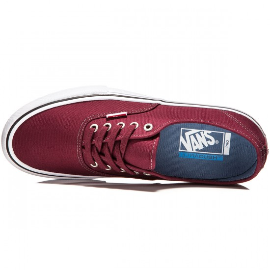Vans Authentic Pro Shoes - Canvas Port - 8.0