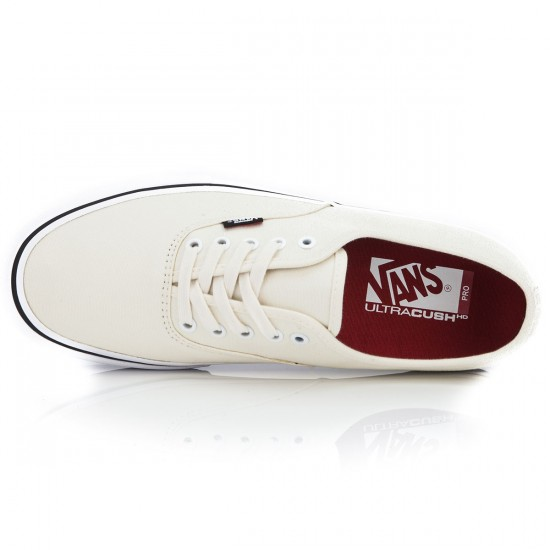 Vans Authentic Pro Shoes - White/White - 10.0