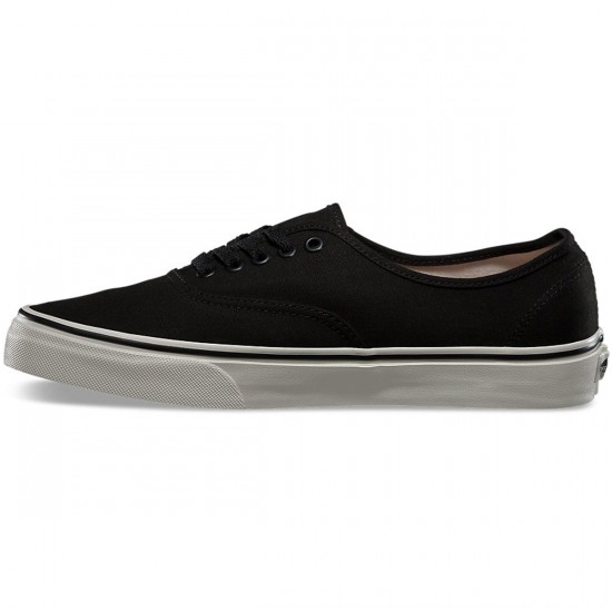 Vans Authentic Sport Vintage Shoes - Black - 9.5