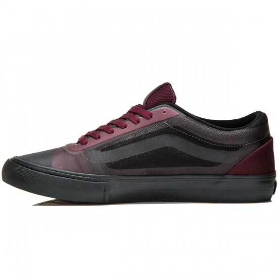 Vans AV RapidWeld Pro Lite Shoes - Port Black - 8.0