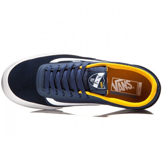 Vans AV RapidWeld Pro Shoes - Dress Blues/Sun - 8.5