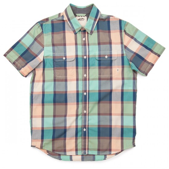 Vans Averill Woven Shirt - Mock Orange