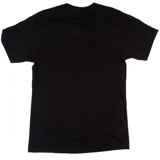 Vans Barley T-Shirt - Black