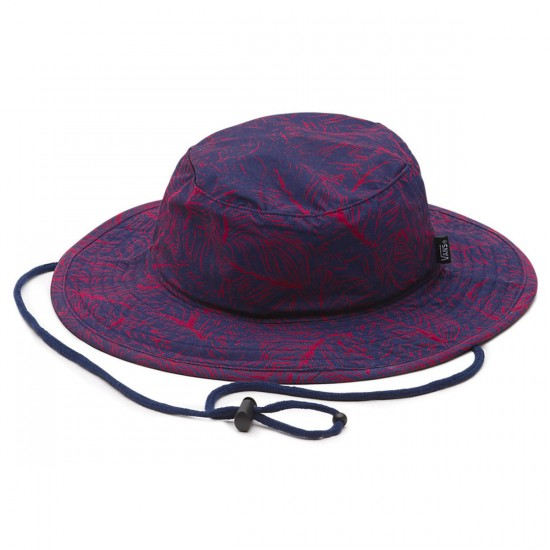 Vans Boonie Bucket Hat - Beet Red