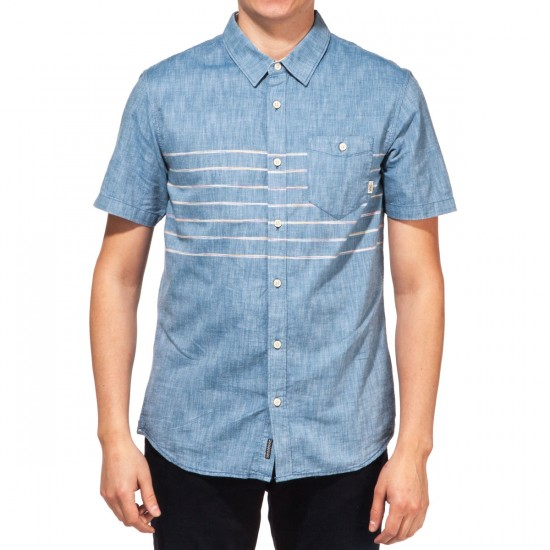 Vans Bramble Shirt - Blue Ashes