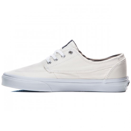Vans Brigata Shoes - Deck Club/True White - 8.0