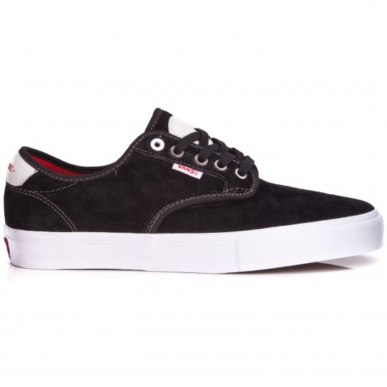 Vans Chima Ferguson Pro Shoes - Real Skateboards/Black - 6.0