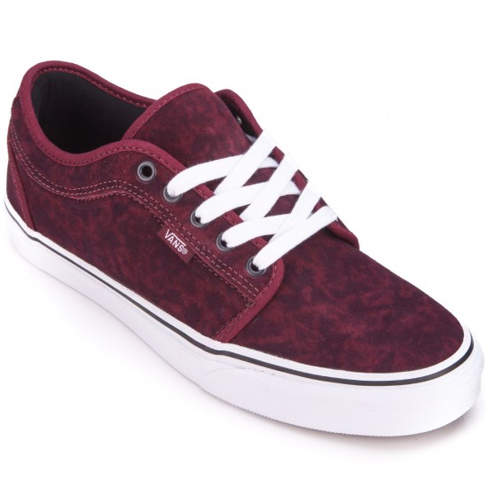 how to lace chukka low vans kids