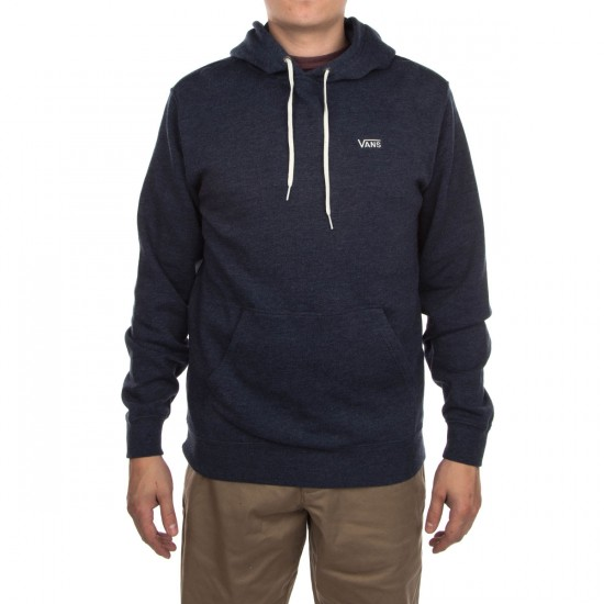 Vans Core Basics Pullover Hoodie - Black Iris Heather