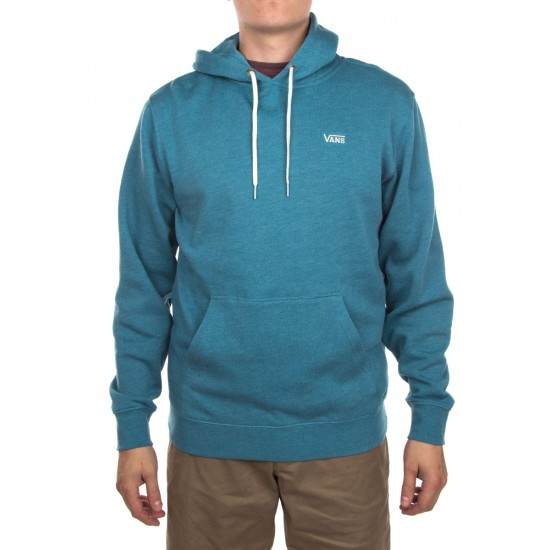 Vans Core Basics Pullover Hoodie - Storm Blue Heather