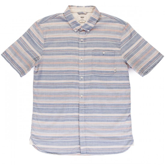 Vans Drexler Shirt - Ensign Blue